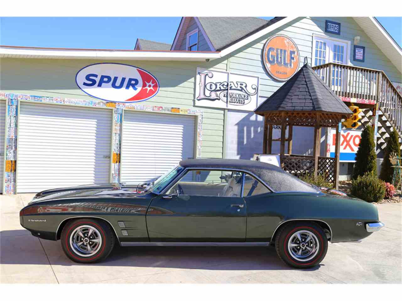 Large Picture of Classic '69 Firebird Offered by Smoky Mountain Traders - GHLI
