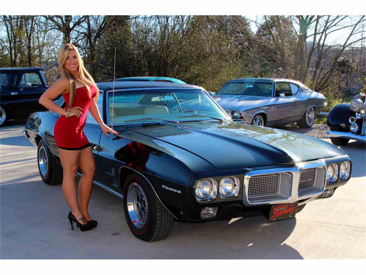 Large Picture of '69 Pontiac Firebird located in Lenoir City Tennessee - $42,995.00 - GHLI