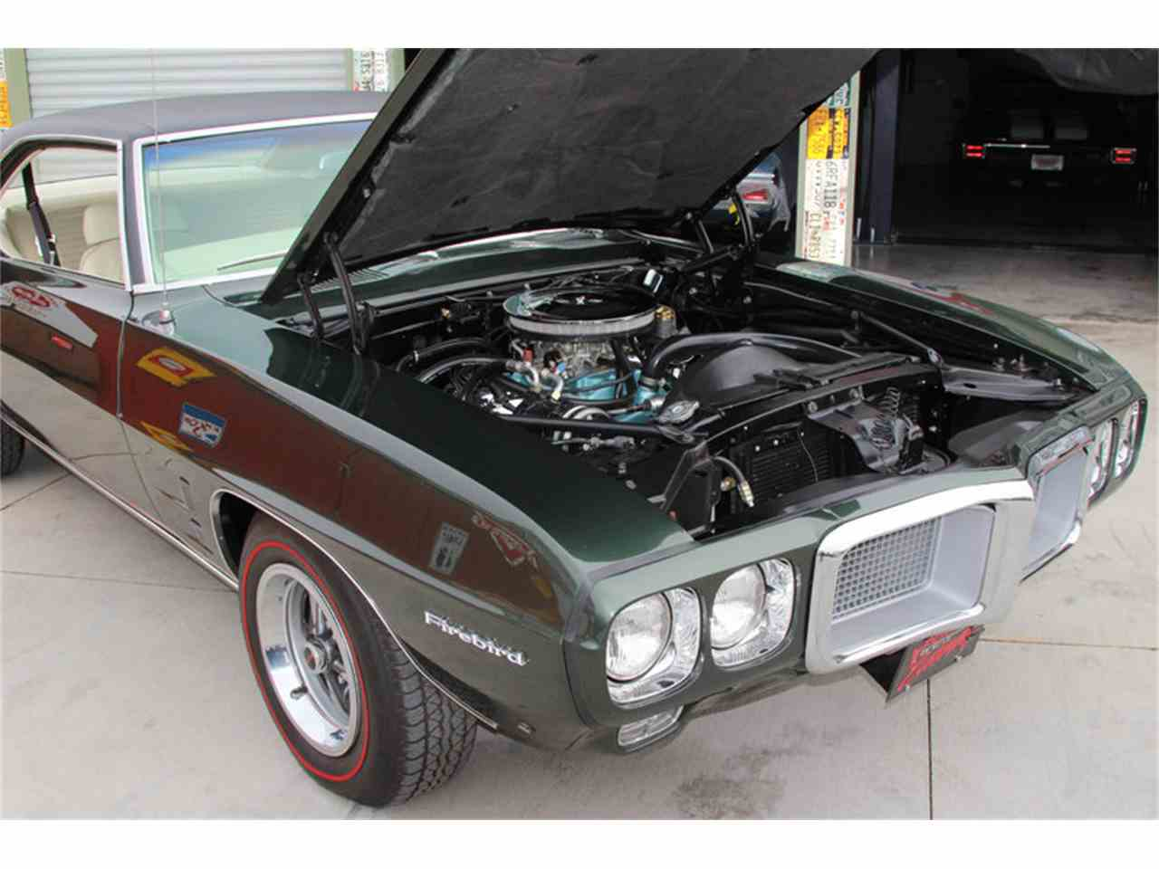 Large Picture of 1969 Firebird located in Lenoir City Tennessee - $42,995.00 - GHLI