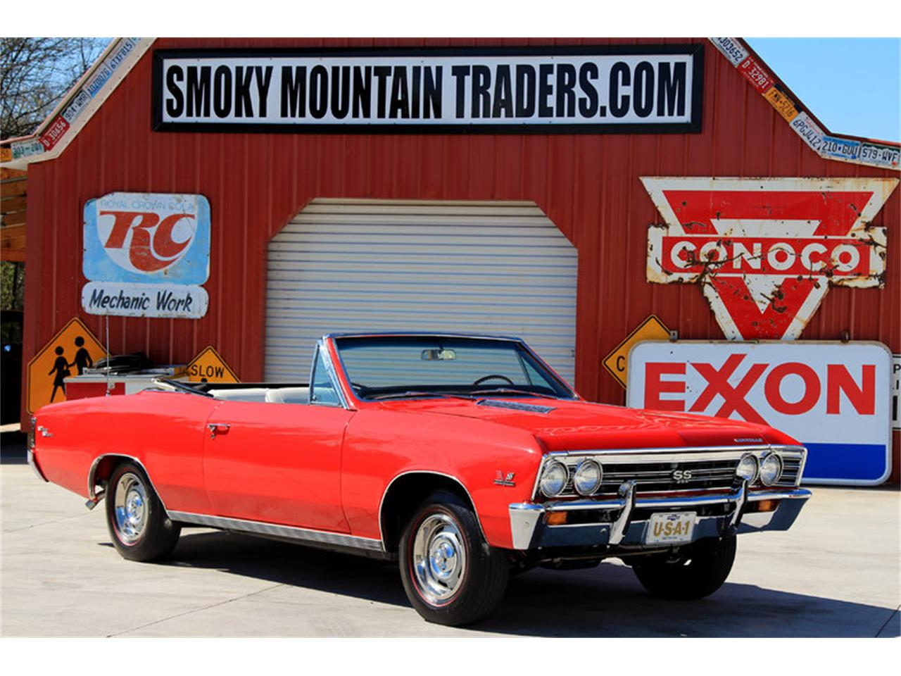 Large Picture of '67 Chevelle SS Offered by Smoky Mountain Traders - GHLU