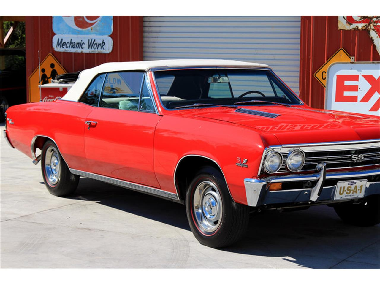 Large Picture of 1967 Chevrolet Chevelle SS Offered by Smoky Mountain Traders - GHLU