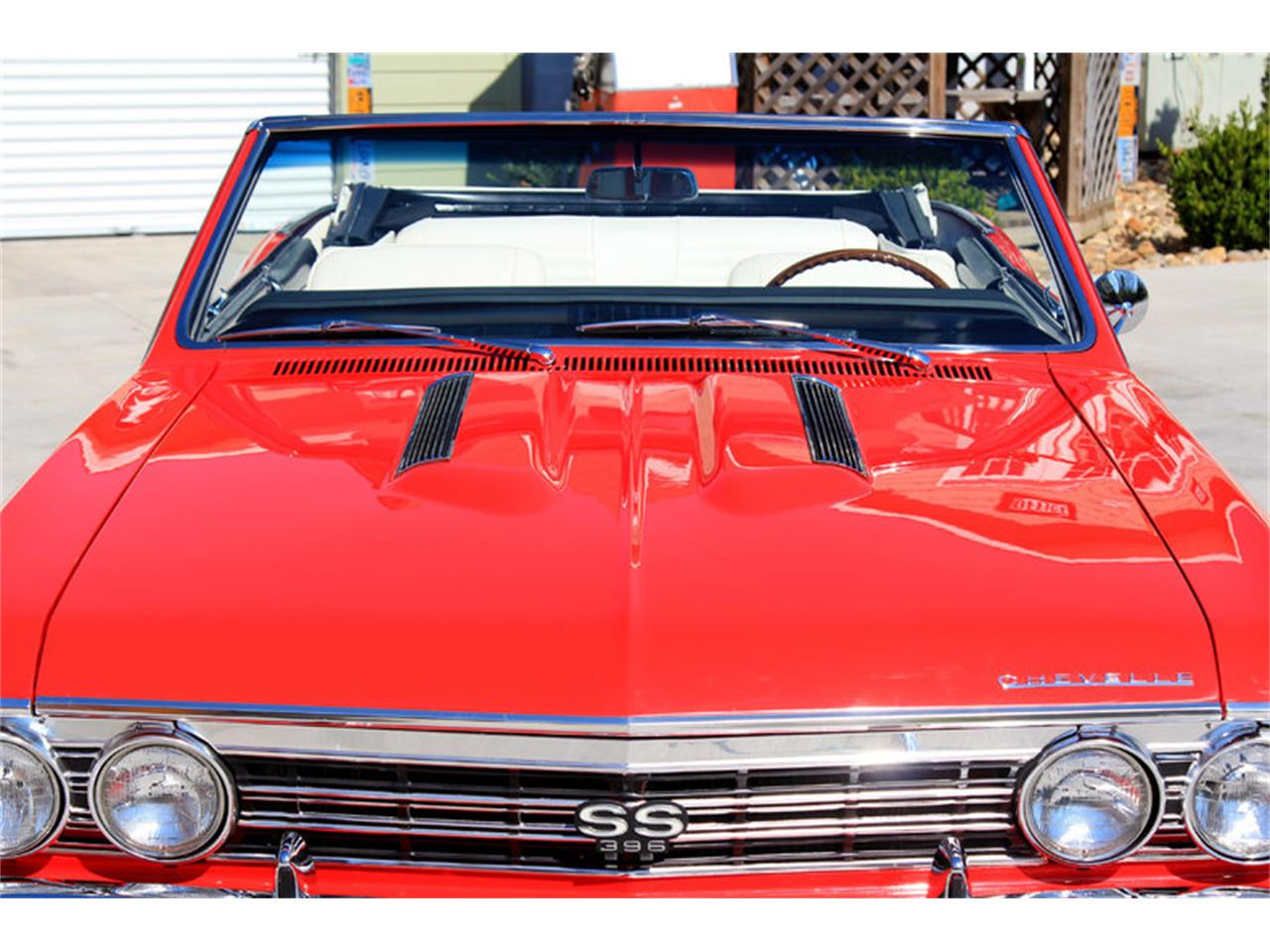 Large Picture of 1967 Chevelle SS located in Tennessee Offered by Smoky Mountain Traders - GHLU