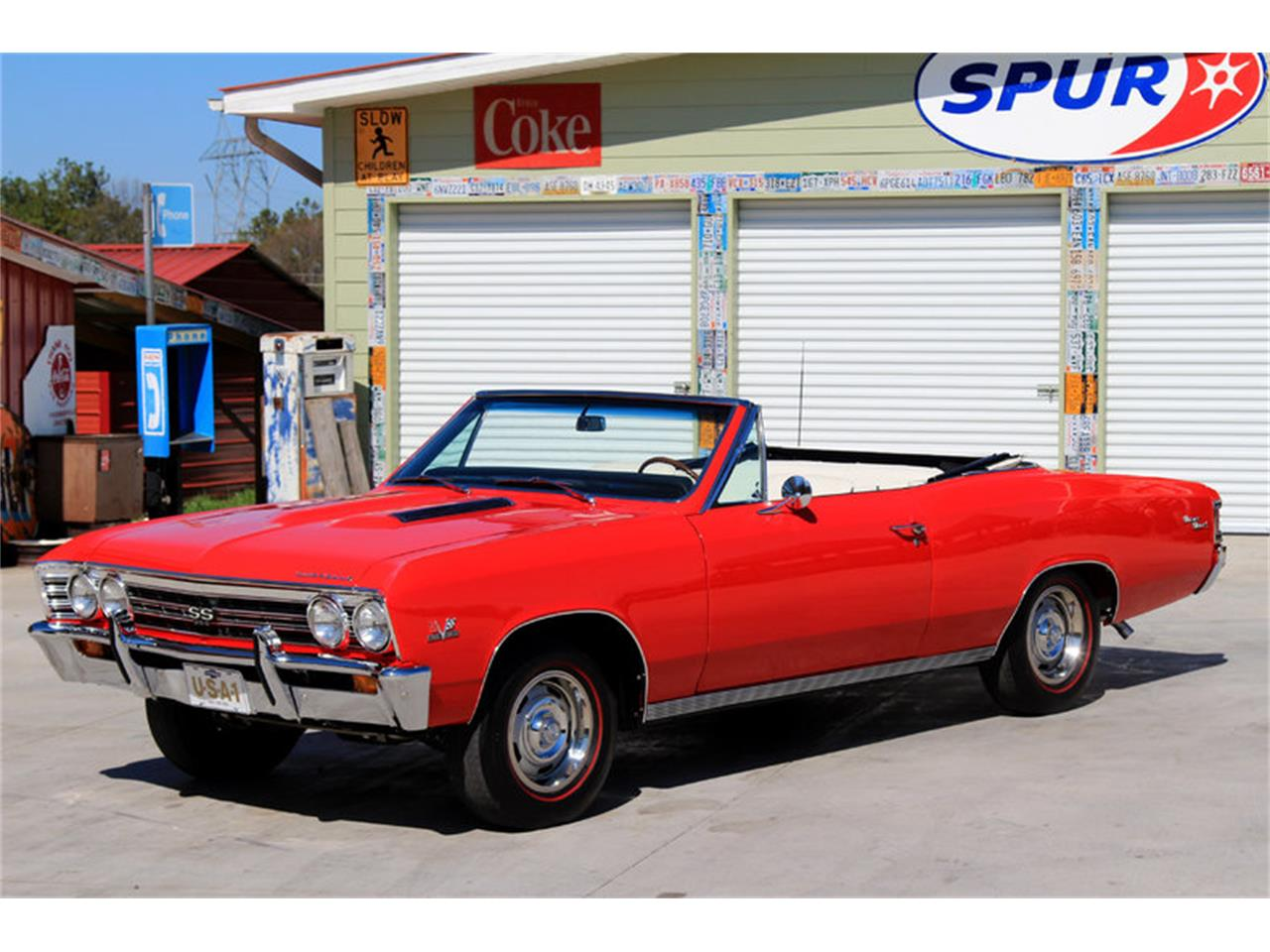 Large Picture of Classic '67 Chevrolet Chevelle SS Offered by Smoky Mountain Traders - GHLU