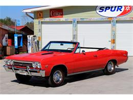 Picture of Classic '67 Chevrolet Chevelle SS located in Lenoir City Tennessee Offered by Smoky Mountain Traders - GHLU