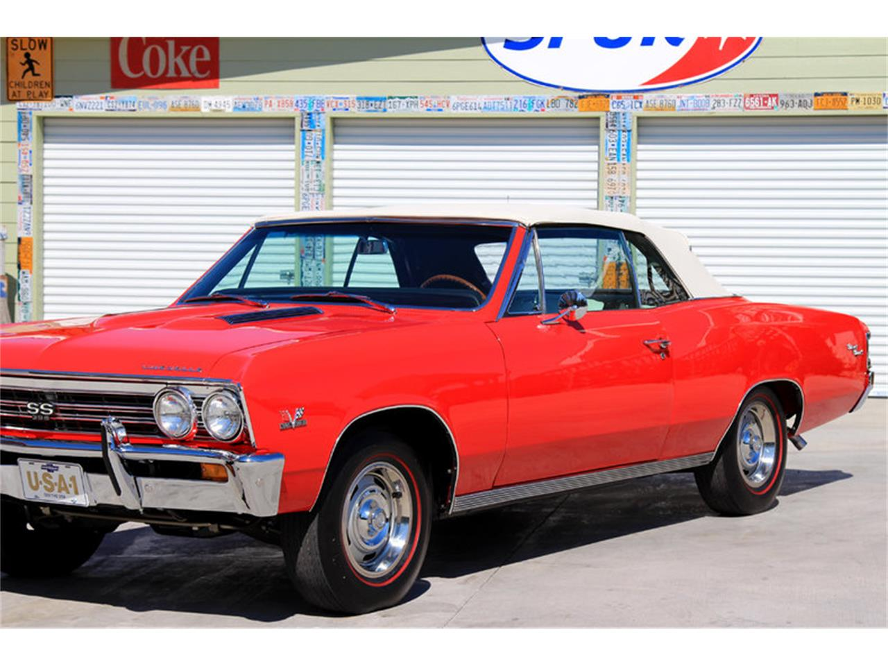 Large Picture of Classic '67 Chevrolet Chevelle SS located in Lenoir City Tennessee - GHLU