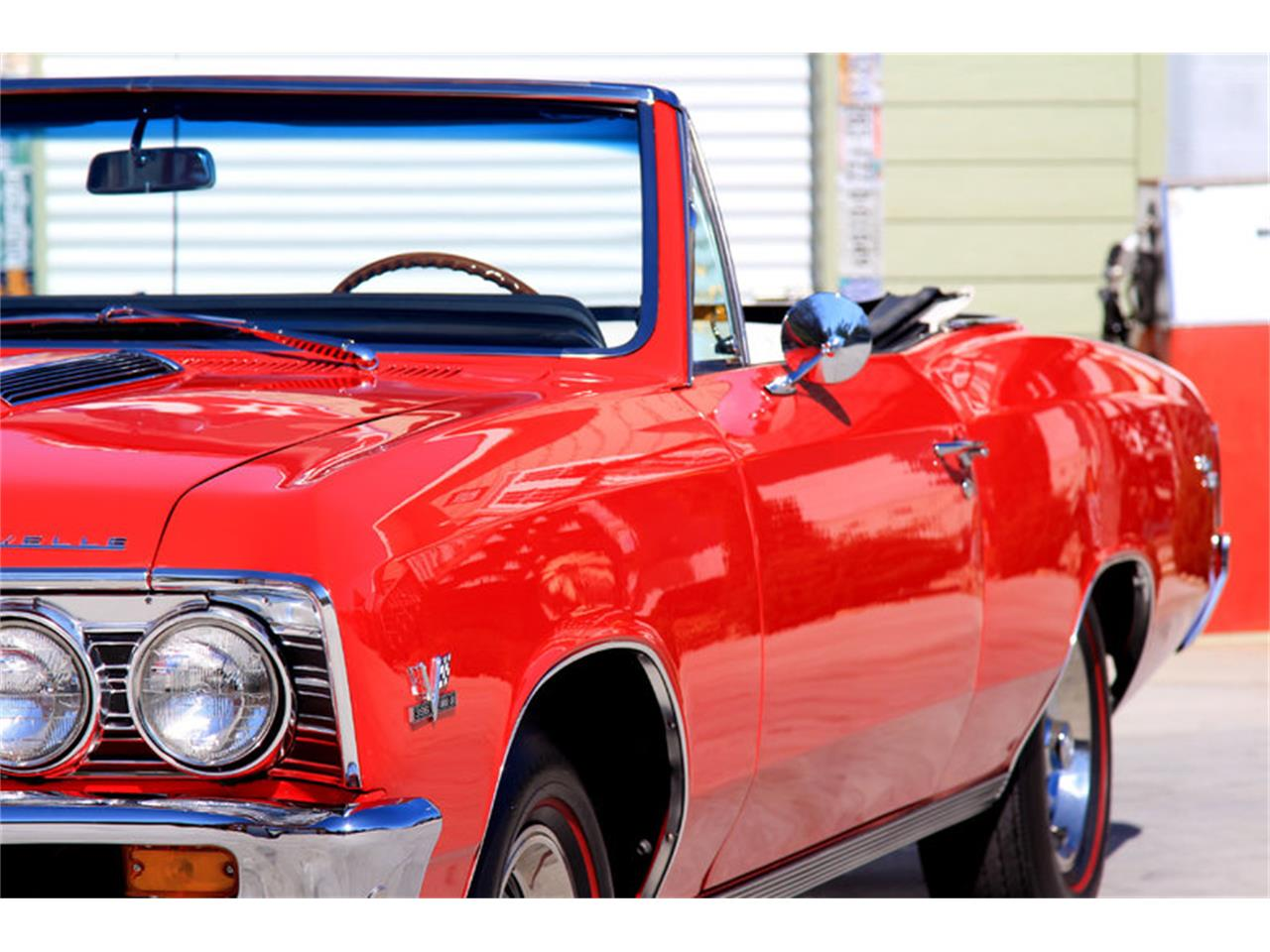 Large Picture of 1967 Chevelle SS located in Lenoir City Tennessee Offered by Smoky Mountain Traders - GHLU
