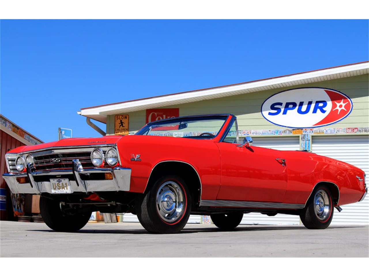Large Picture of Classic '67 Chevelle SS - $74,995.00 Offered by Smoky Mountain Traders - GHLU