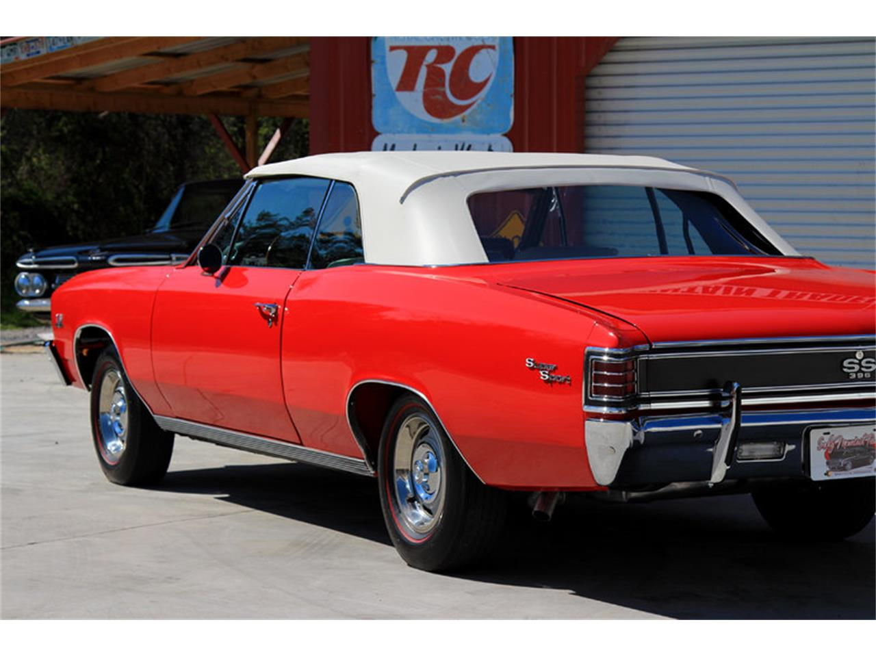 Large Picture of 1967 Chevelle SS Offered by Smoky Mountain Traders - GHLU