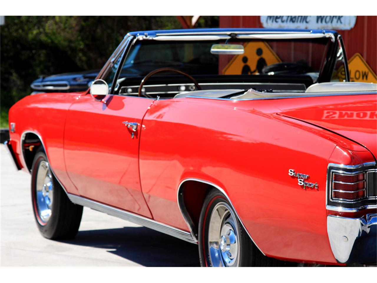 Large Picture of 1967 Chevrolet Chevelle SS located in Tennessee - $74,995.00 Offered by Smoky Mountain Traders - GHLU
