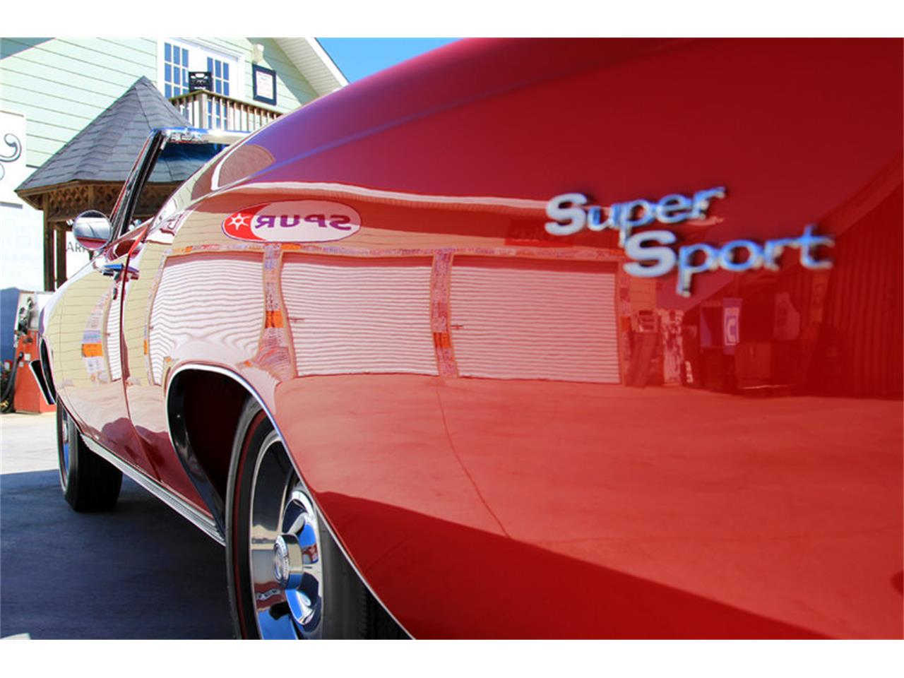 Large Picture of '67 Chevrolet Chevelle SS - $74,995.00 Offered by Smoky Mountain Traders - GHLU