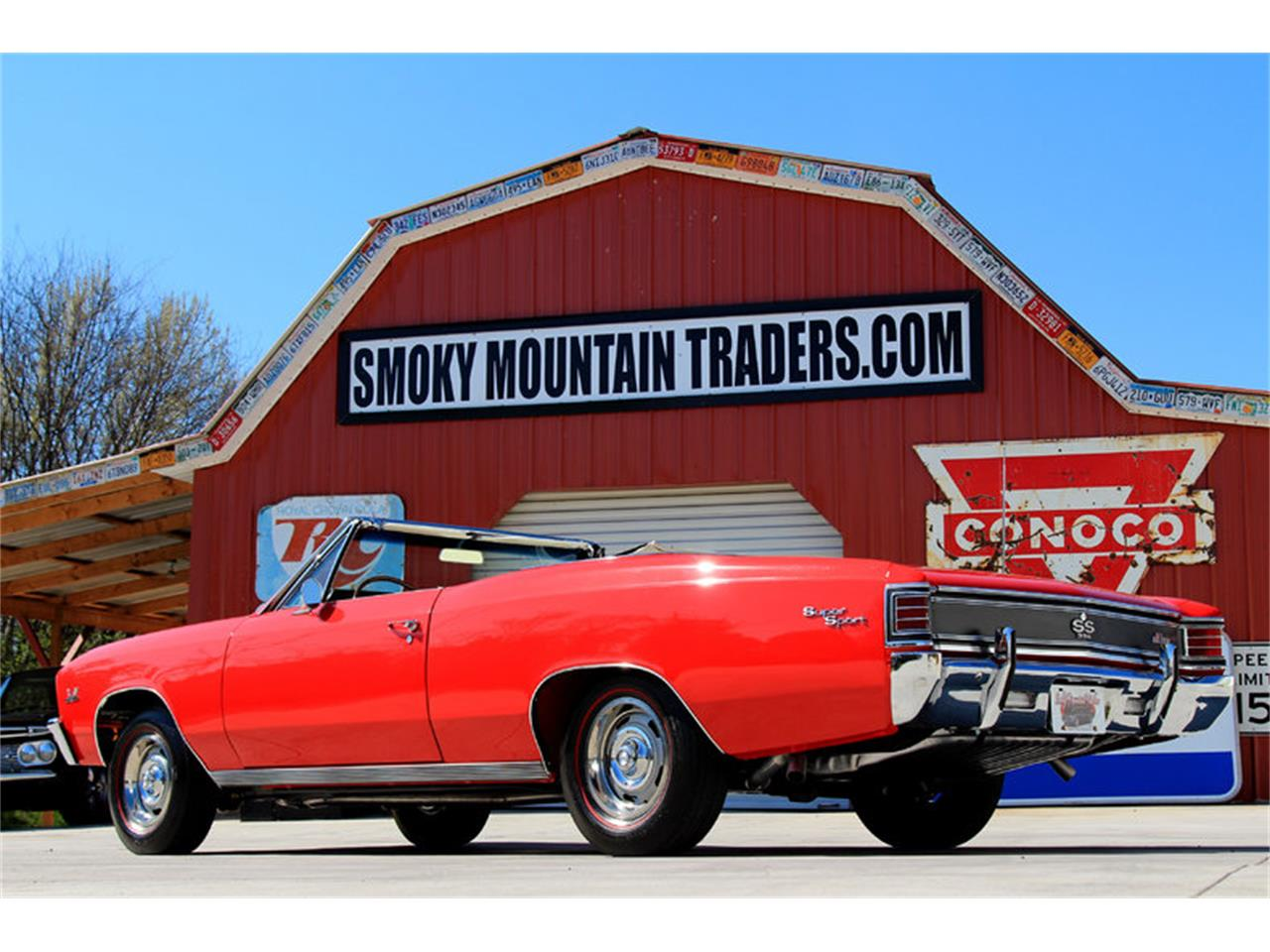 Large Picture of Classic 1967 Chevelle SS - $74,995.00 Offered by Smoky Mountain Traders - GHLU