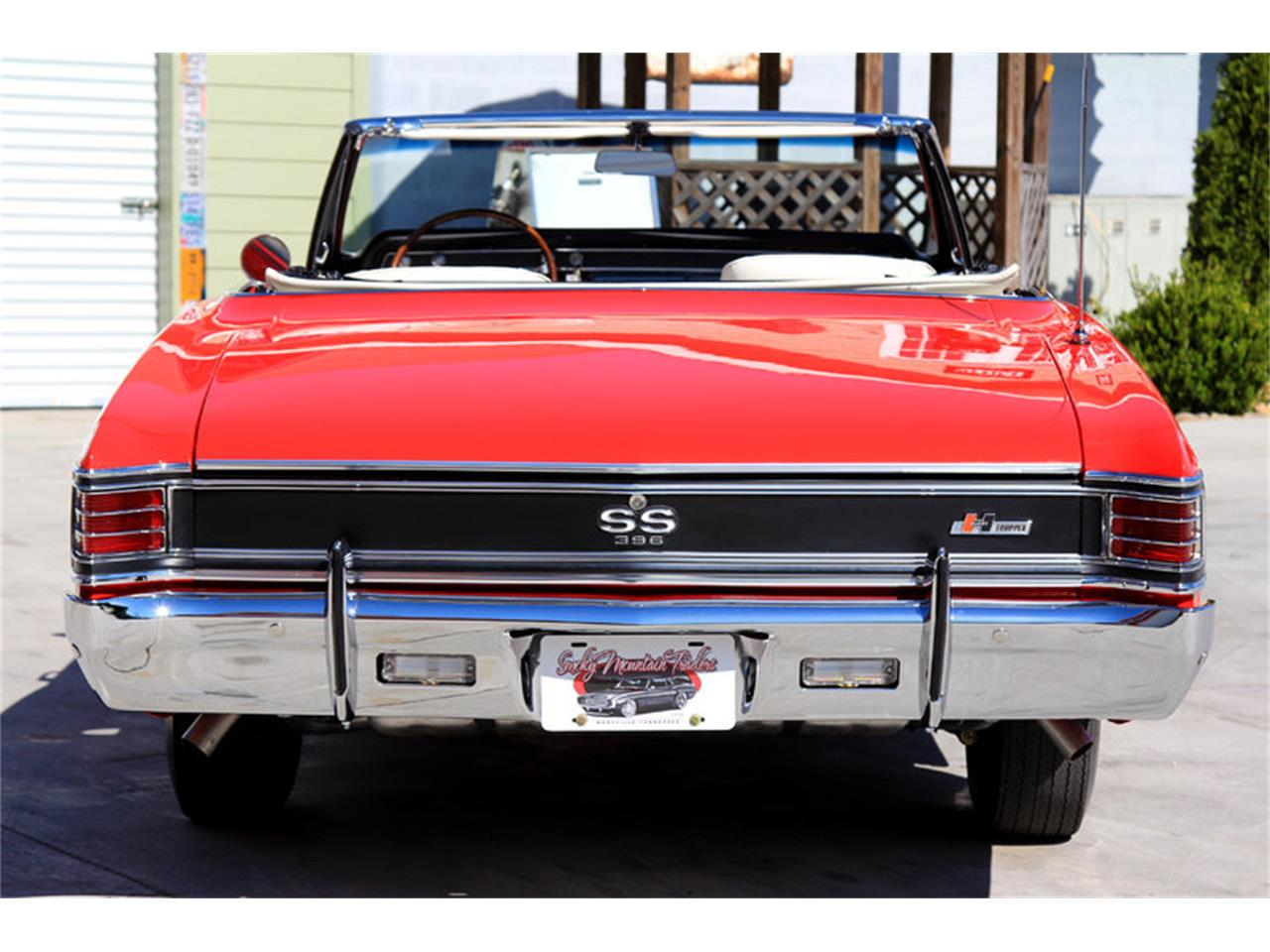 Large Picture of '67 Chevelle SS located in Tennessee - $74,995.00 Offered by Smoky Mountain Traders - GHLU