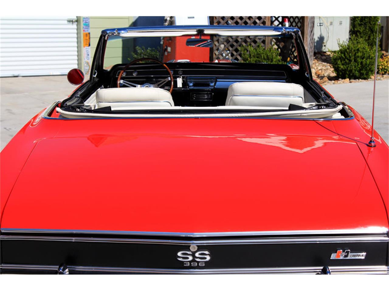 Large Picture of 1967 Chevelle SS located in Lenoir City Tennessee - $74,995.00 Offered by Smoky Mountain Traders - GHLU