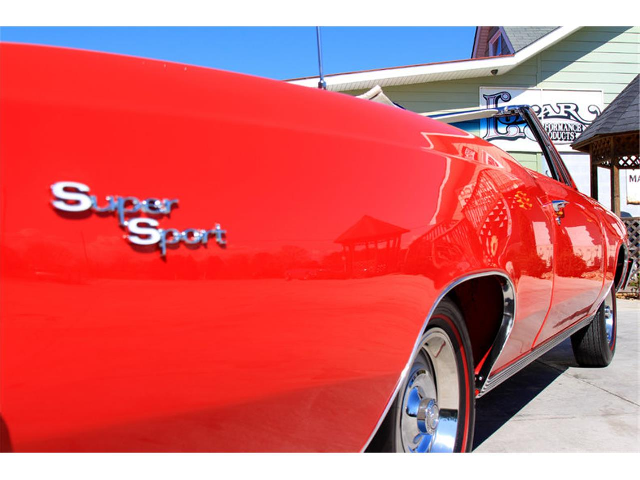 Large Picture of Classic '67 Chevelle SS located in Lenoir City Tennessee Offered by Smoky Mountain Traders - GHLU