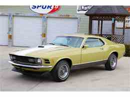 Picture of '70 Mustang Mach 1 - GHMC