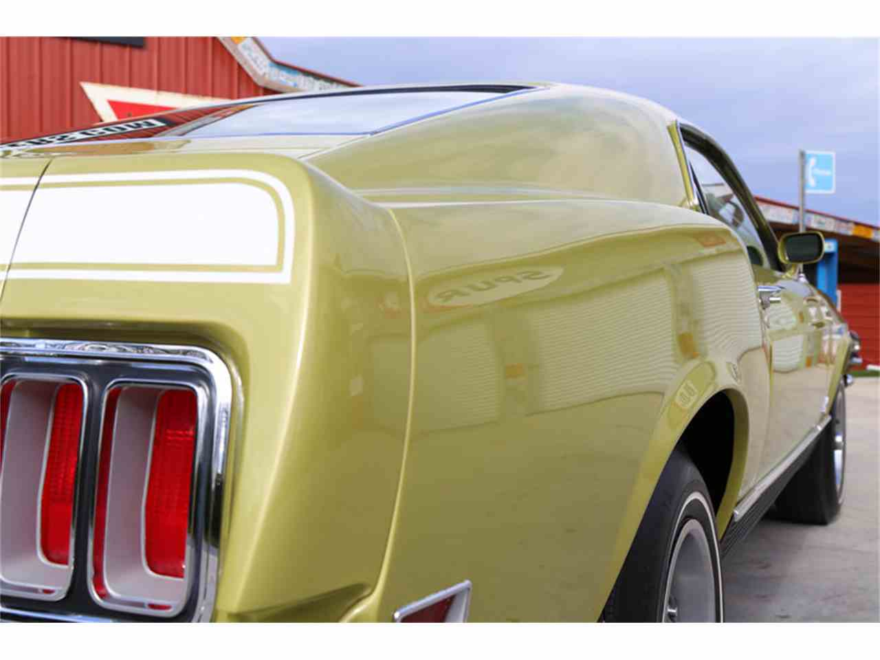Large Picture of '70 Mustang Mach 1 - GHMC