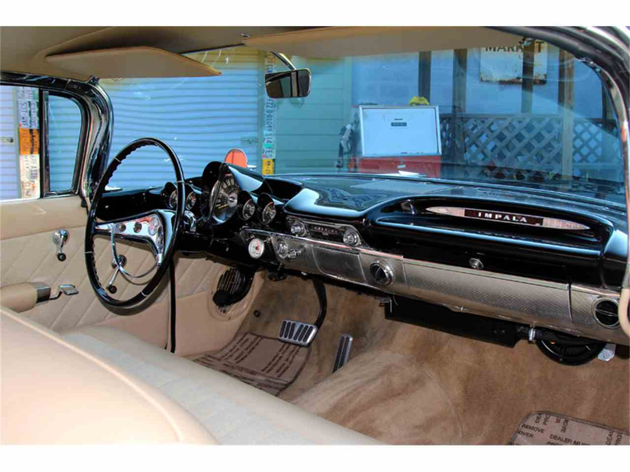 Large Picture of '59 Impala - GHMR