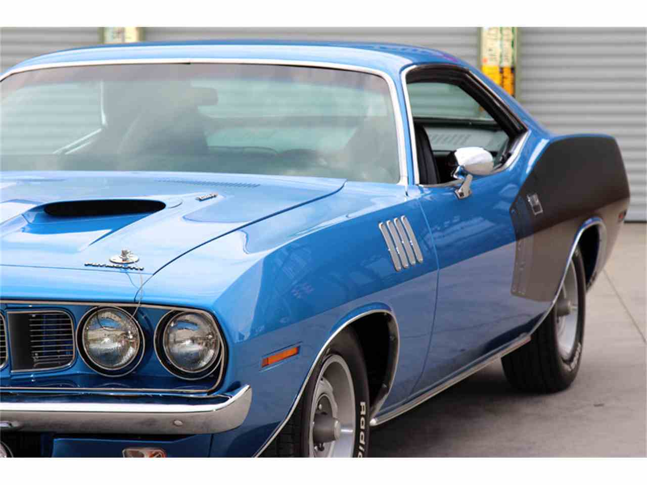 Large Picture of '71 Cuda - GHN0