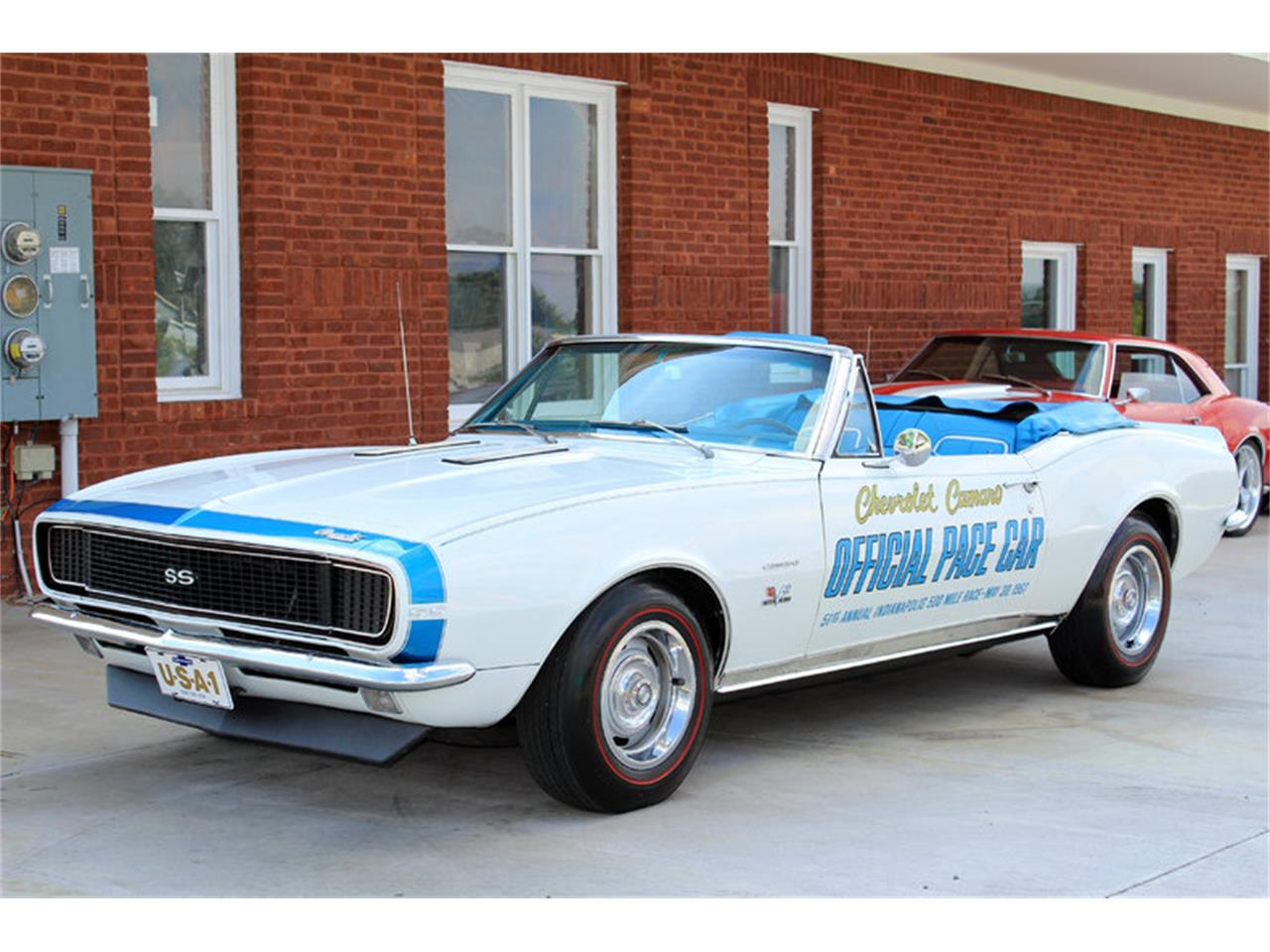 Large Picture of Classic '67 Camaro located in Lenoir City Tennessee Offered by Smoky Mountain Traders - GHNE