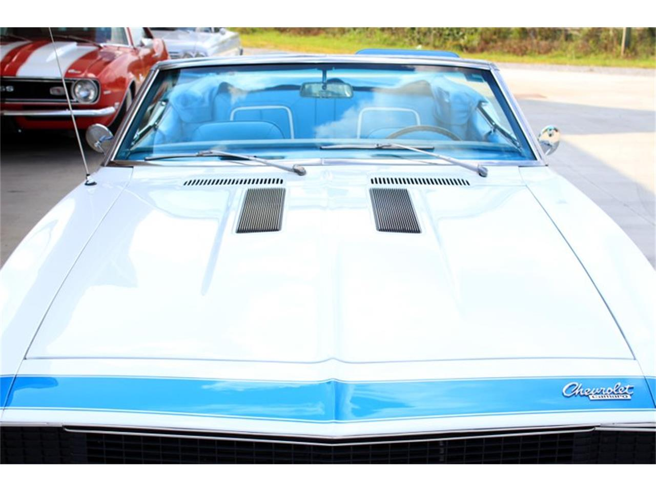 Large Picture of '67 Camaro - GHNE