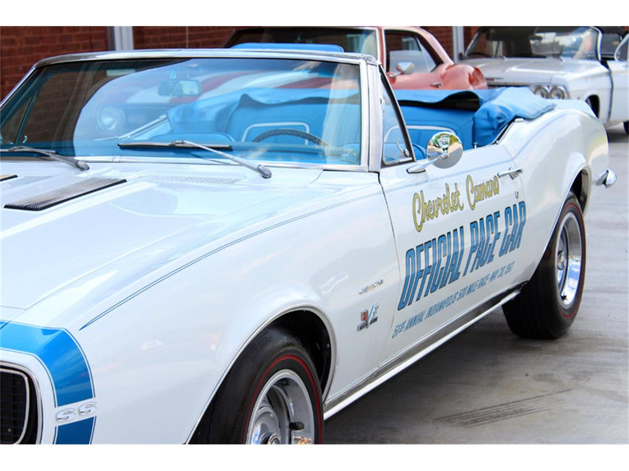 Large Picture of Classic 1967 Chevrolet Camaro located in Lenoir City Tennessee - $64,995.00 Offered by Smoky Mountain Traders - GHNE