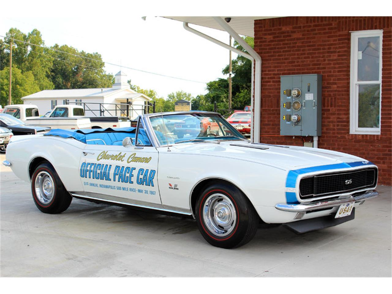 Large Picture of Classic 1967 Camaro - $64,995.00 Offered by Smoky Mountain Traders - GHNE