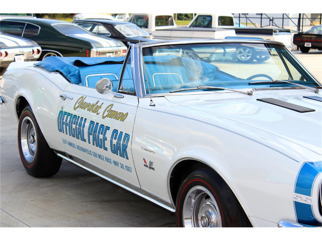 Large Picture of Classic '67 Camaro Offered by Smoky Mountain Traders - GHNE