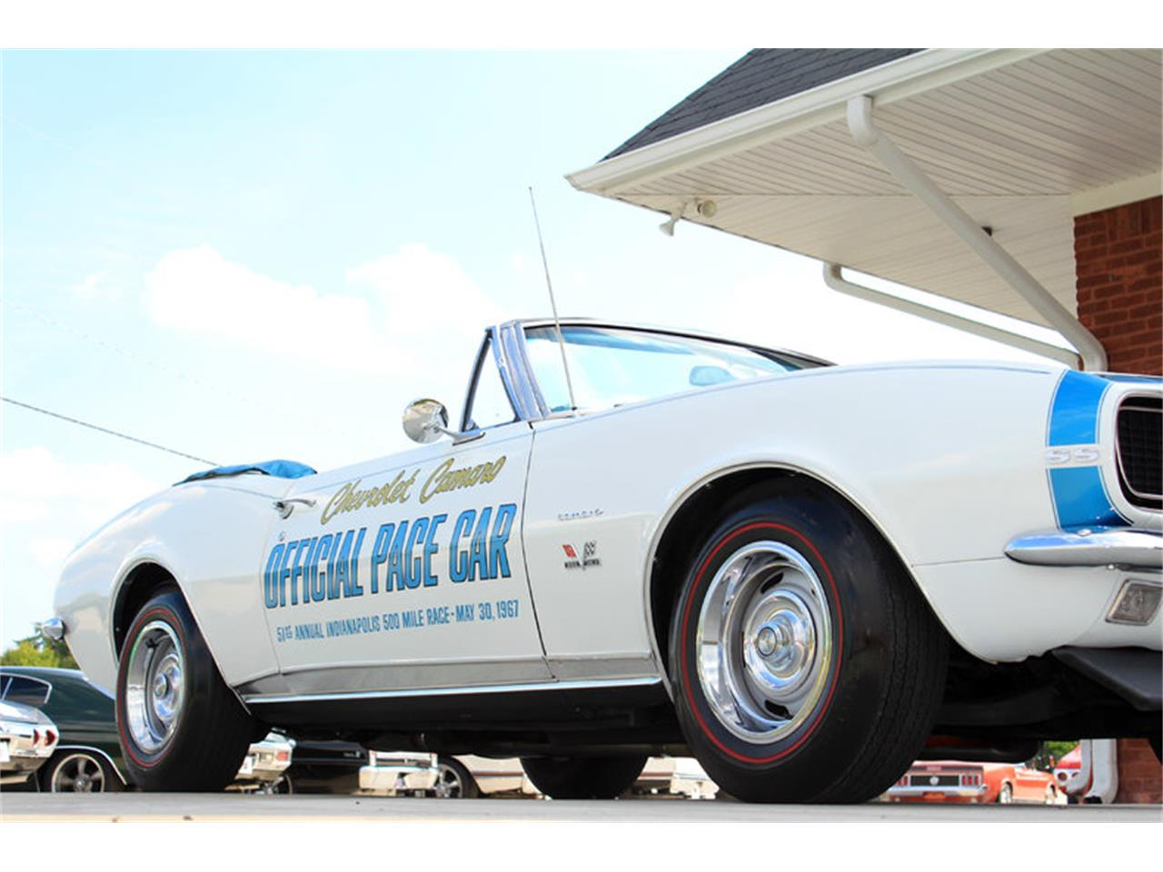 Large Picture of Classic 1967 Chevrolet Camaro - $64,995.00 Offered by Smoky Mountain Traders - GHNE