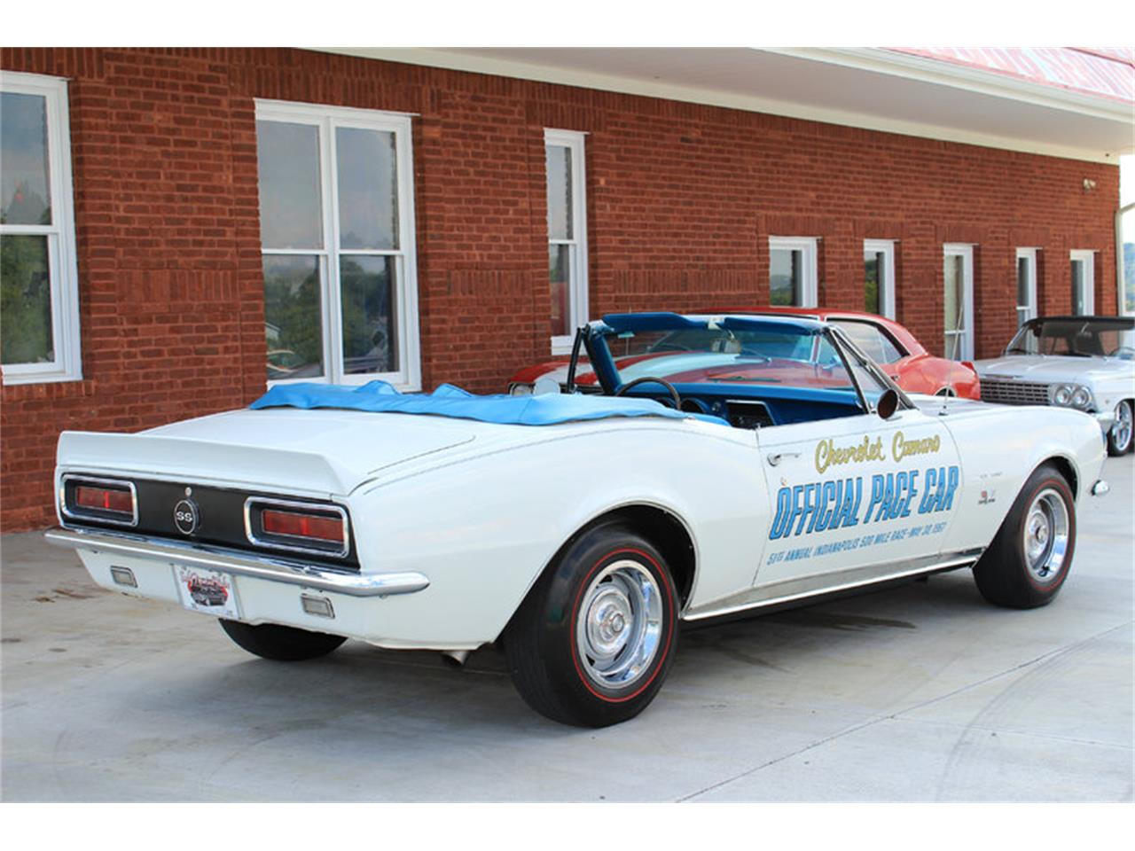 Large Picture of 1967 Chevrolet Camaro - $64,995.00 Offered by Smoky Mountain Traders - GHNE