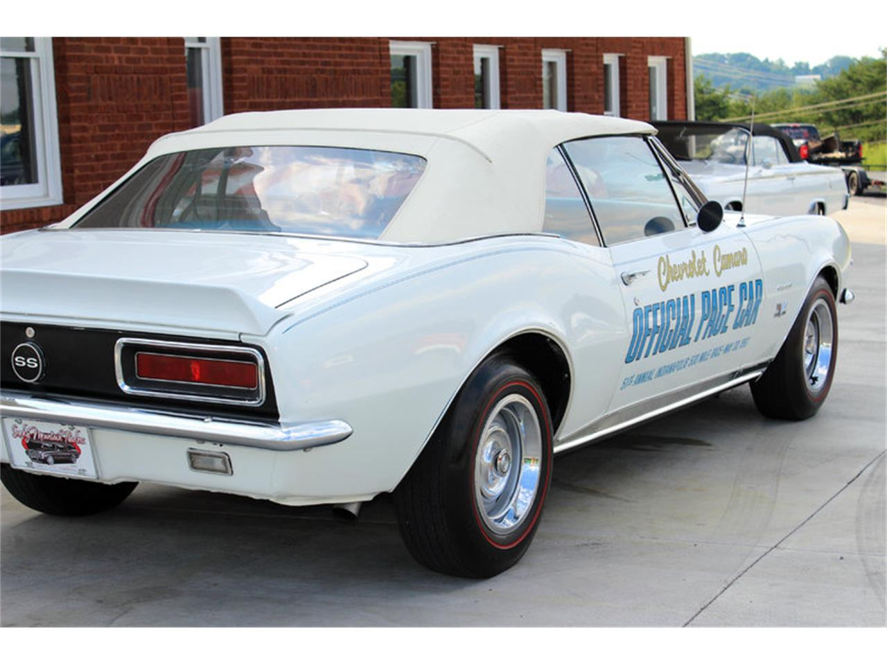 Large Picture of Classic '67 Camaro located in Tennessee - $64,995.00 - GHNE