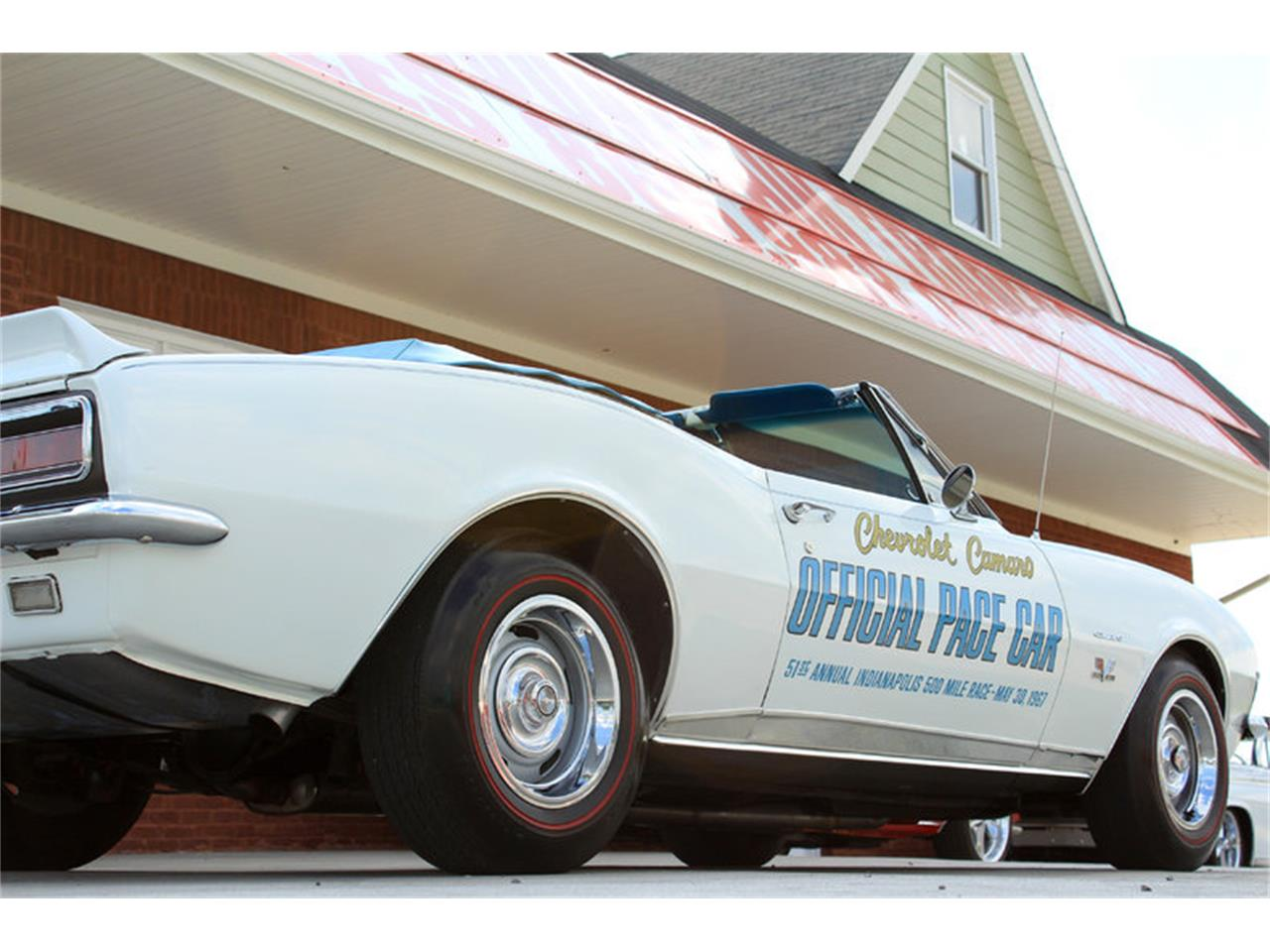 Large Picture of Classic 1967 Chevrolet Camaro - $64,995.00 - GHNE