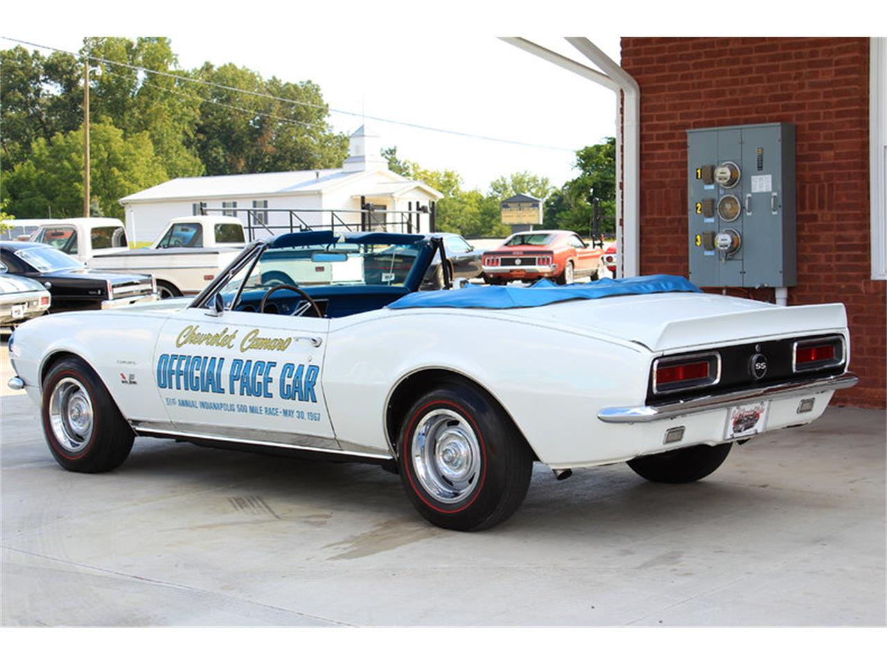 Large Picture of Classic '67 Chevrolet Camaro - $64,995.00 - GHNE