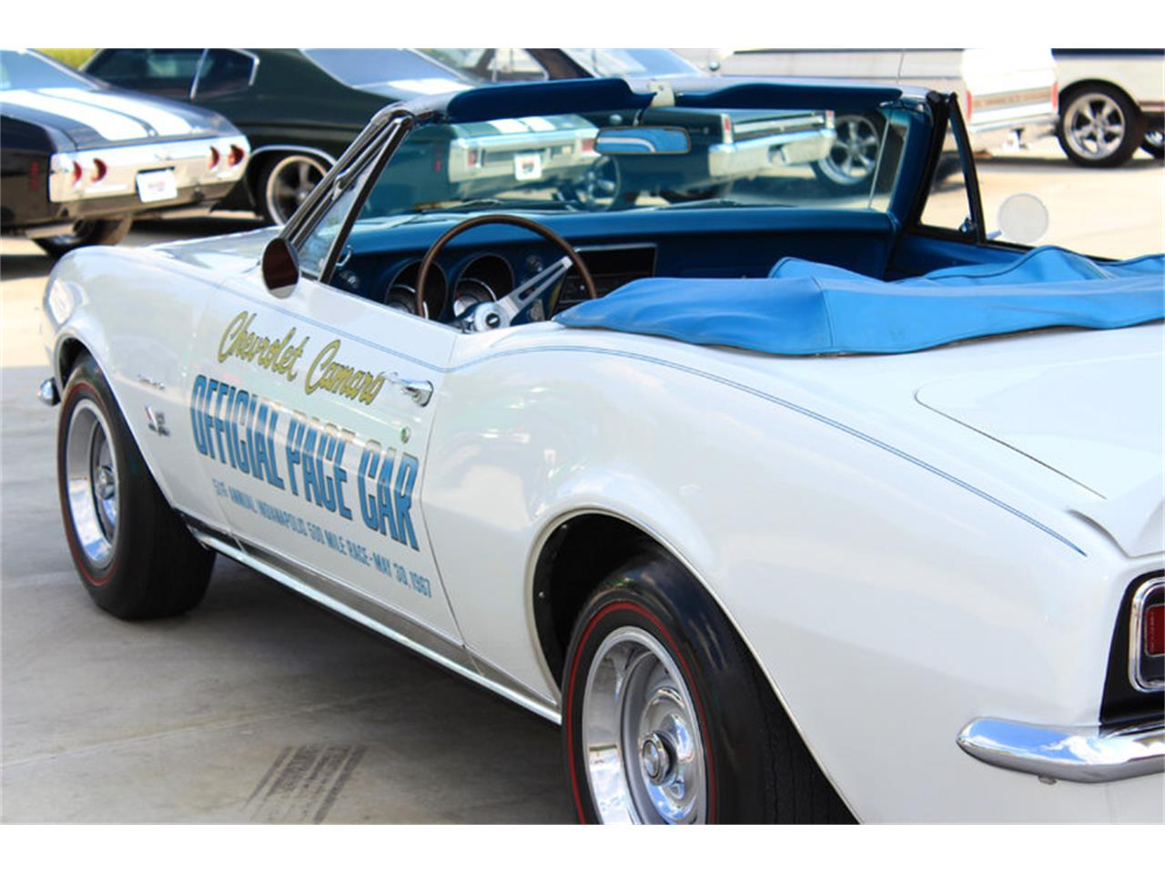 Large Picture of Classic 1967 Chevrolet Camaro located in Tennessee - $64,995.00 - GHNE