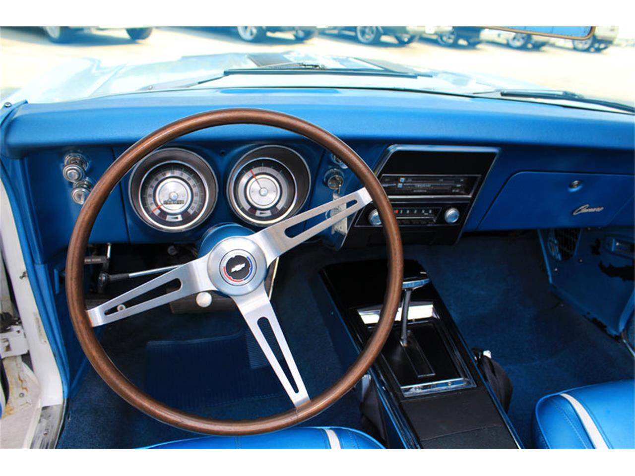Large Picture of Classic 1967 Chevrolet Camaro located in Tennessee Offered by Smoky Mountain Traders - GHNE