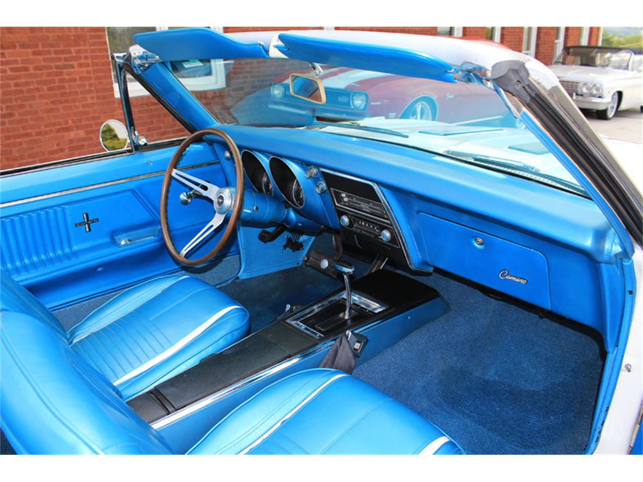 Large Picture of 1967 Camaro located in Lenoir City Tennessee - $64,995.00 Offered by Smoky Mountain Traders - GHNE