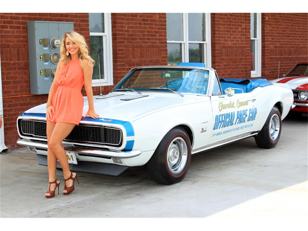 Large Picture of Classic 1967 Chevrolet Camaro Offered by Smoky Mountain Traders - GHNE