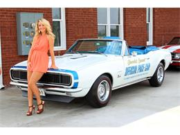 Picture of Classic 1967 Chevrolet Camaro located in Lenoir City Tennessee - $64,995.00 Offered by Smoky Mountain Traders - GHNE