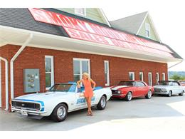 Picture of '67 Chevrolet Camaro located in Tennessee Offered by Smoky Mountain Traders - GHNE