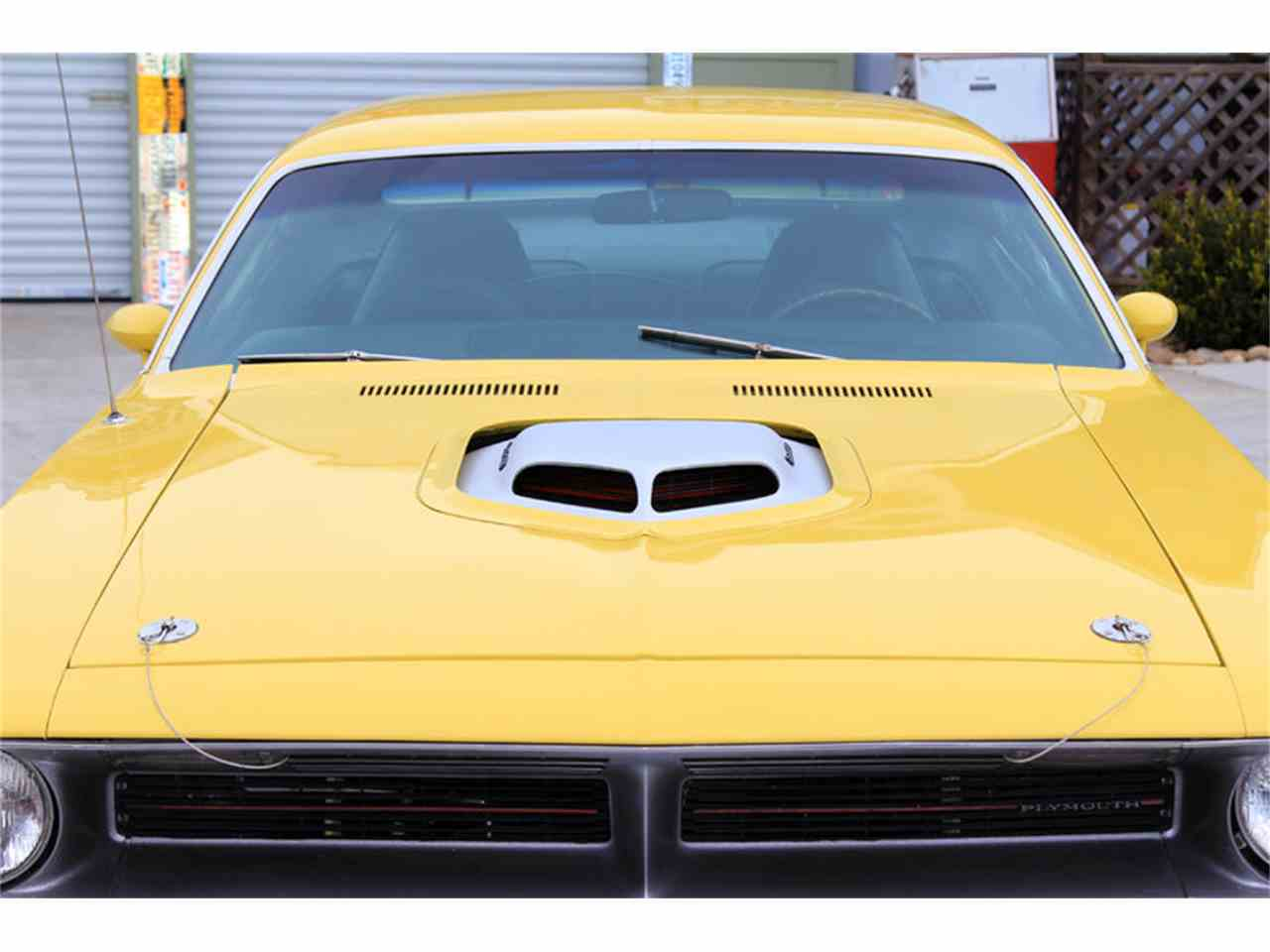 Large Picture of '70 Cuda - GHNF