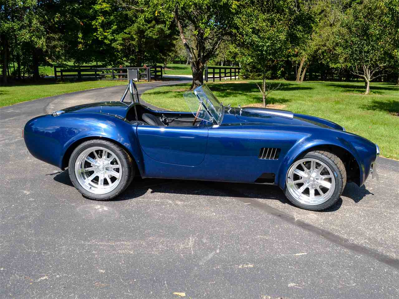 Large Picture of '65 Cobra Superformance Mark III - GHT6