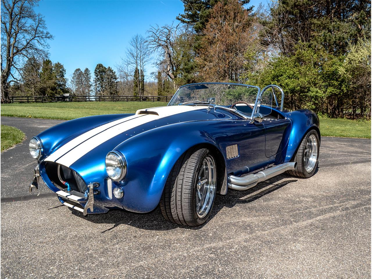 Large Picture of '65 Cobra Superformance Mark III - GHTC