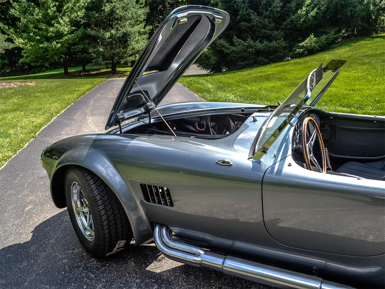 Large Picture of 1965 Cobra Superformance Mark III - $59,145.00 Offered by Mansfield Motor Group - GHTF