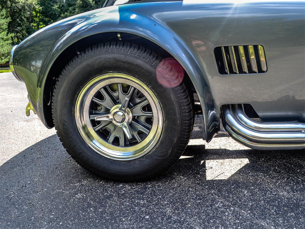 Large Picture of '65 Cobra Superformance Mark III located in Mansfield Ohio - GHTF