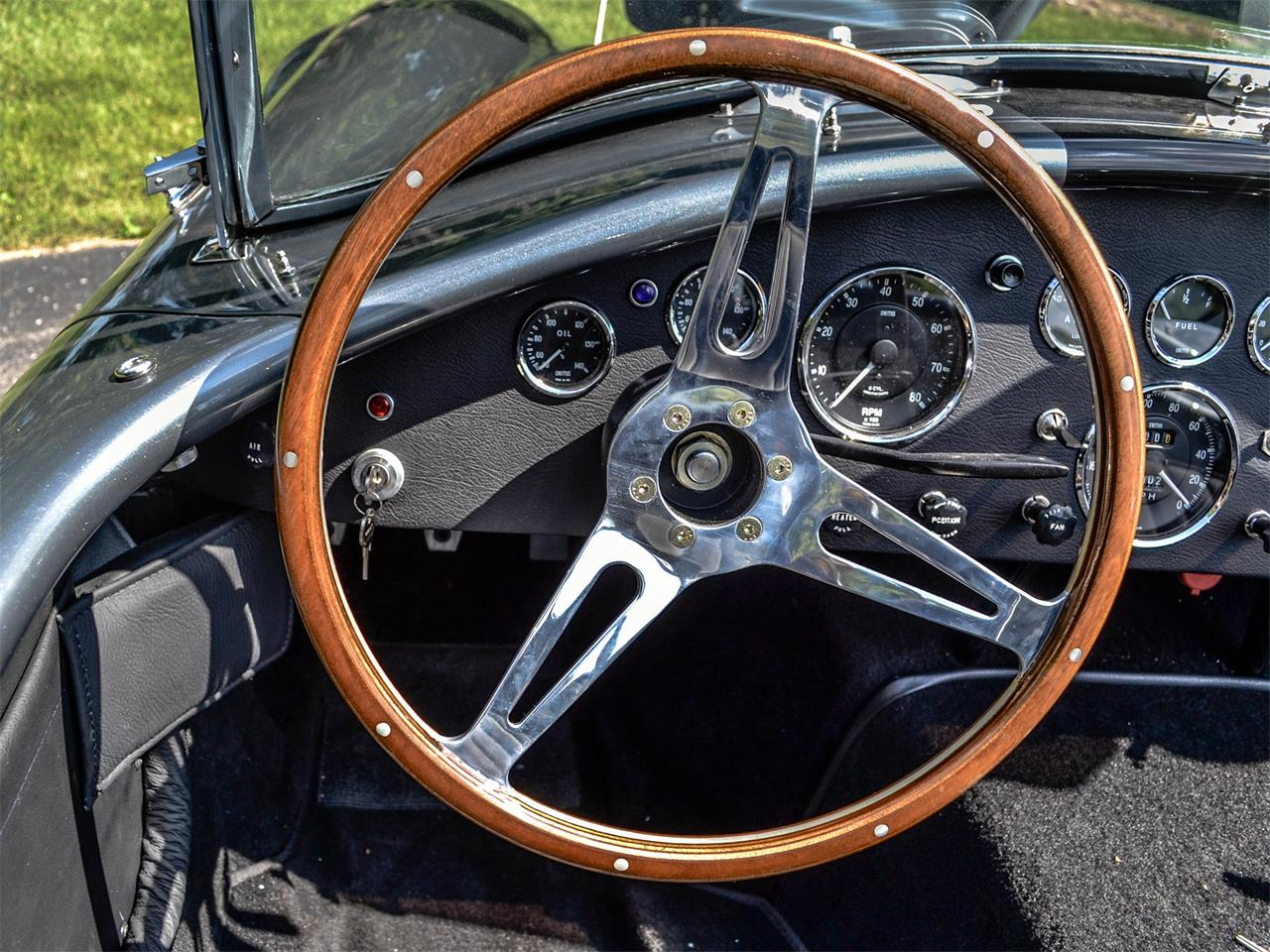 Large Picture of '65 Cobra Superformance Mark III - GHTF