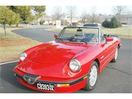Picture of '88 Alfa Romeo Quadrifoglio located in Fredericksburg Virginia Offered by Classic Car Center - GI2S