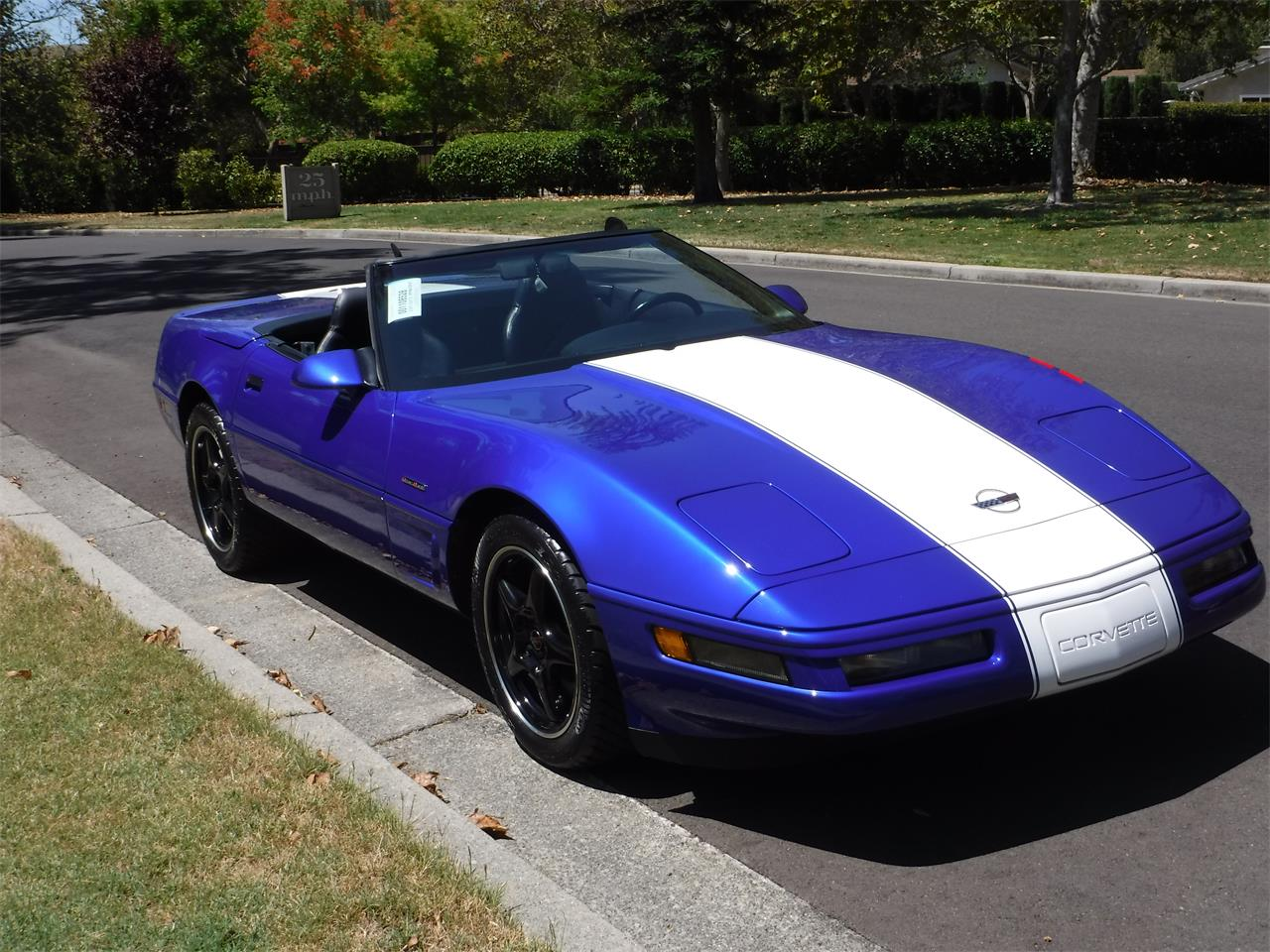 Large Picture of 1996 Corvette located in Danville California - $51,490.00 Offered by a Private Seller - GI3A