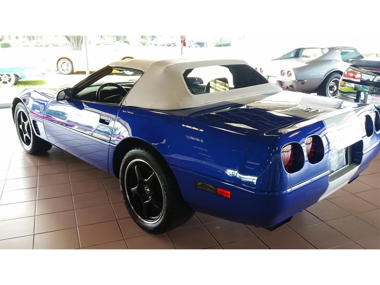 Large Picture of 1996 Corvette - GI3A
