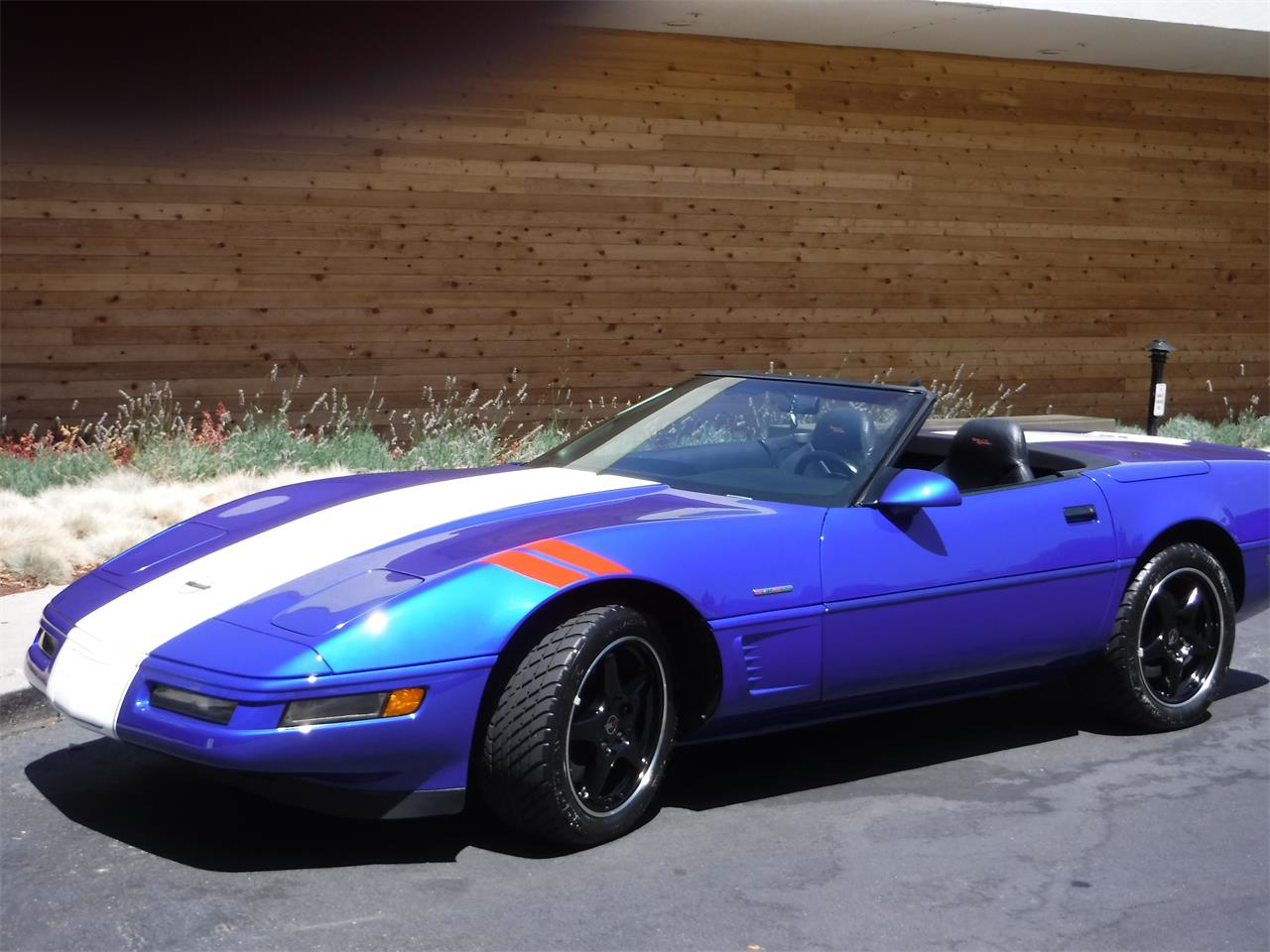 Large Picture of 1996 Chevrolet Corvette located in California - GI3A