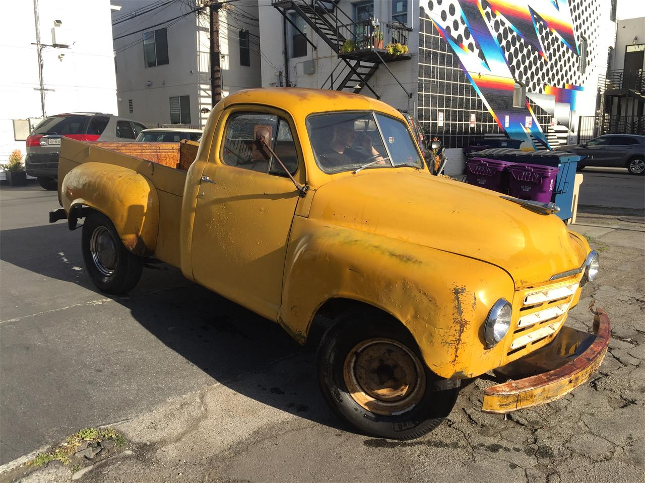 Large Picture of '48 Studebaker Truck located in Long Beach California - $10,900.00 - GI3G