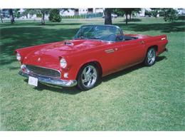 Picture of Classic 1955 Ford Thunderbird located in West Kelowna British Columbia Offered by a Private Seller - GI3T